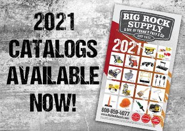 Big Rock Supply Catalogs