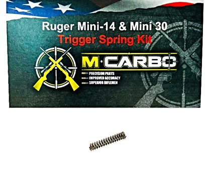 Ruger Mini 14 Trigger Job and Ruger Mini 30 Upgrades