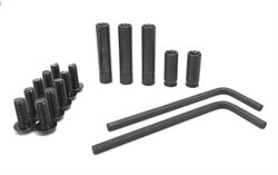 KEL-TEC SUB-2000 Carbon Steel Grip Pins & Screws Upgrade Bundle
