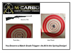 Marlin 795 Trigger Spring Kit by MCARBO